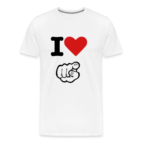 Men T-shirt - Men's Premium T-Shirt