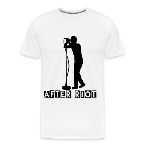 After Riot - Sing Guy - Men's Premium T-Shirt