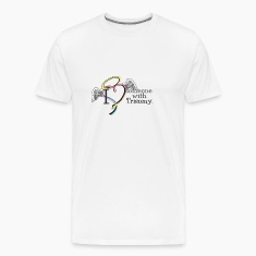 love_angel_with_trisomy_angel T-Shirts