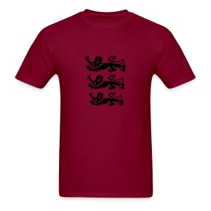 BLACK LIONS - Men's T-Shirt