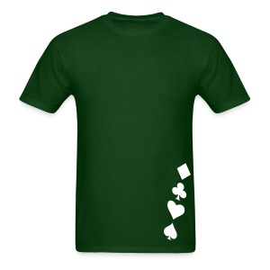 POKER SUITS - Men's T-Shirt