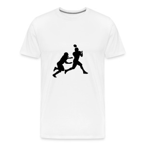FOOTBALL PLAY - Men's Premium T-Shirt