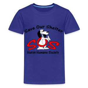 Save our Shelter! Child's T-Shirt - Kids' Premium T-Shirt