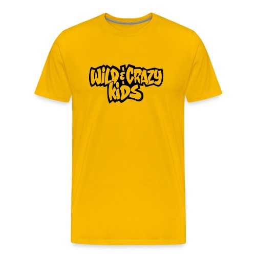 Wild & Crazy Kids Custom Shirt - Men's Premium T-Shirt