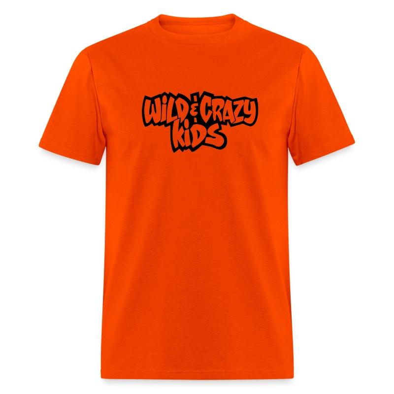 Wild & Crazy Kids Custom Shirt - Men's T-Shirt