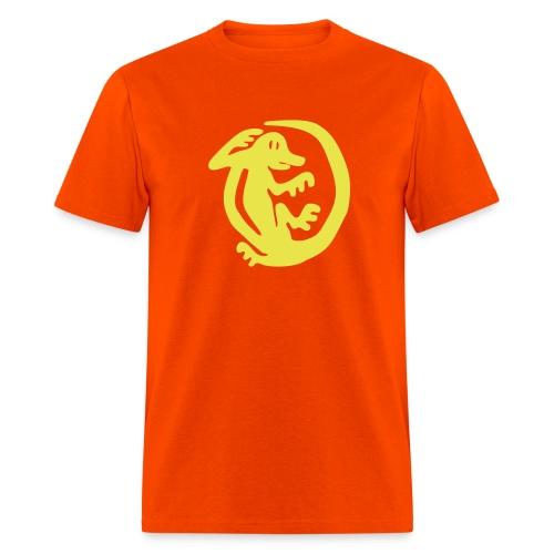 Orange Iguanas Custom Team Shirt - Men's T-Shirt