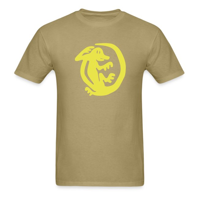 Orange Iguanas Custom Team Shirt