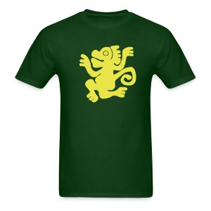 Green Monkeys Custom Team Shirt - Men's T-Shirt