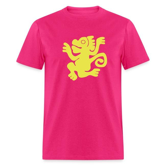 Green Monkeys Custom Team Shirt