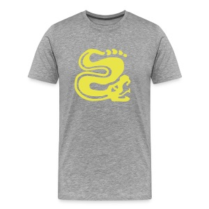 Silver Snakes Custom Team Shirt - Men's Premium T-Shirt