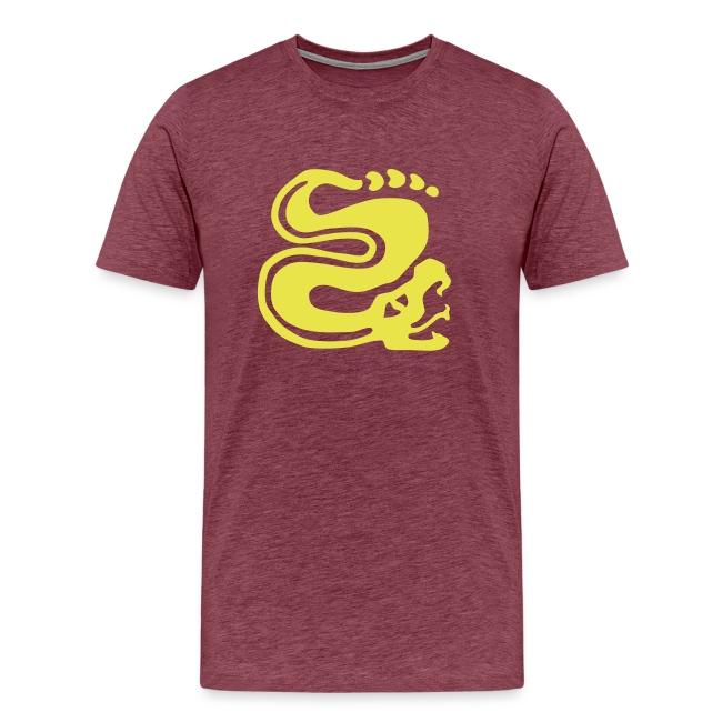 Silver Snakes Custom Team Shirt