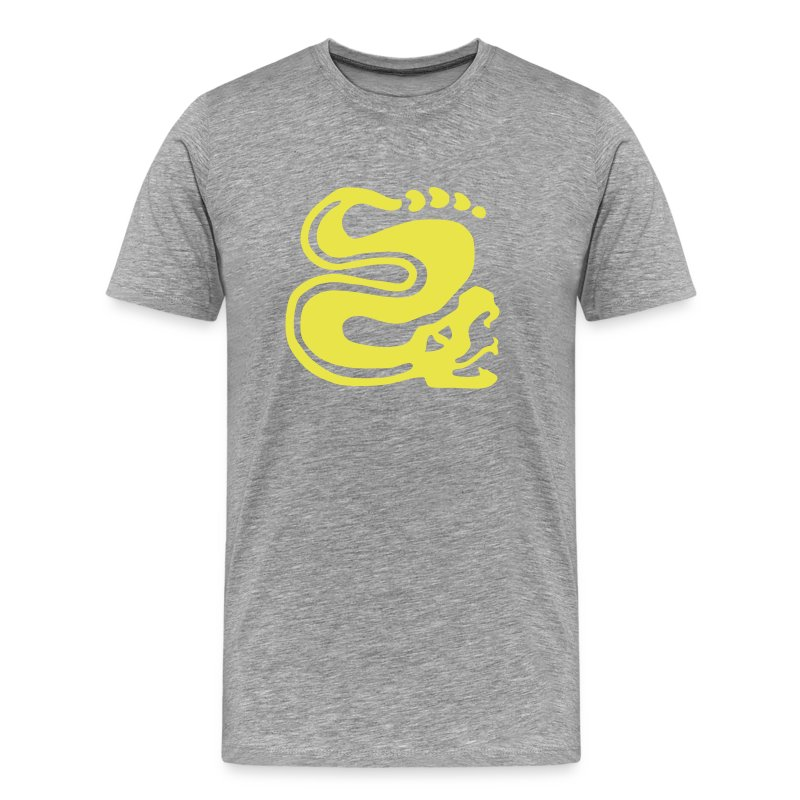 Silver Snakes Custom Team Shirt - Men's Premium T-Shirt