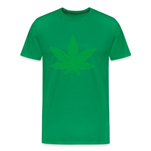 Goin' Green - Men's Premium T-Shirt