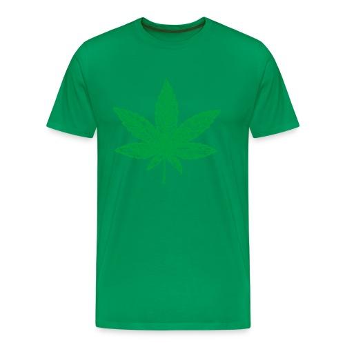 Goin' Green - Men's Premium T-Shirt