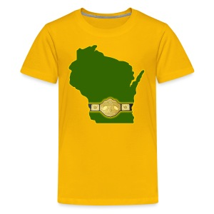 Belt State - Kids' Premium T-Shirt