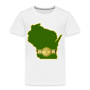 Belt State - Toddler Premium T-Shirt