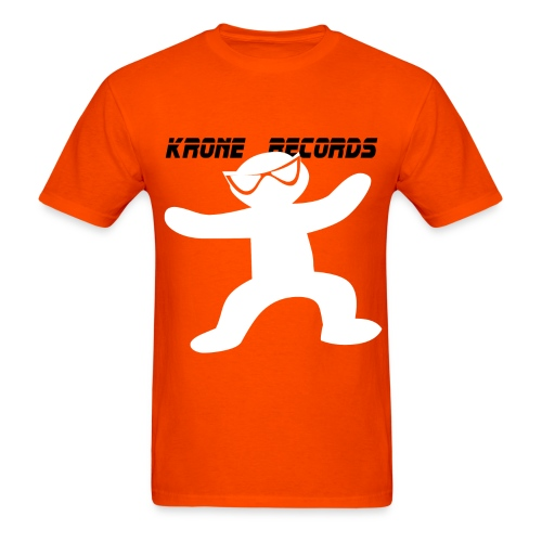 T-shirt Orange - Men's T-Shirt