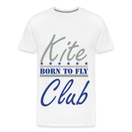 T-Shirts ~ Men's Premium T-Shirt ~ Born To Fly