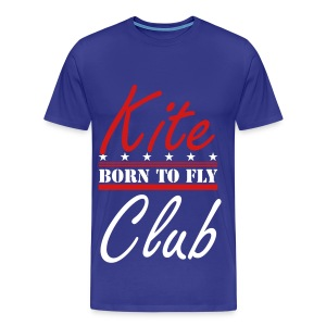 Born To Fly  - Men's Premium T-Shirt