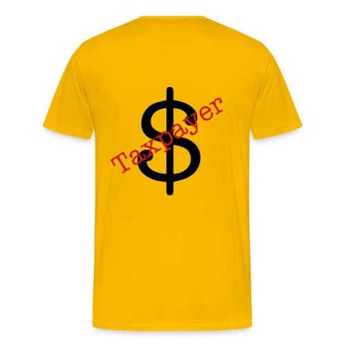 TaxPayer - Men's Premium T-Shirt