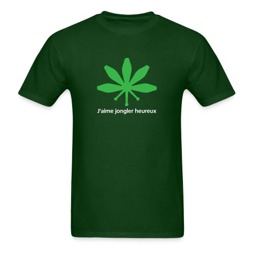 Juggling High MD Style - Men's T-Shirt