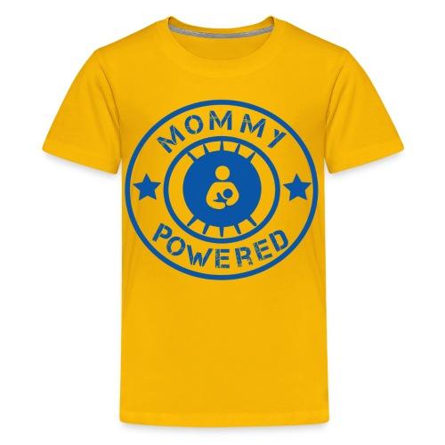 Mommy Powered - Kids' Premium T-Shirt
