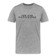 T-Shirts ~ Men's Premium T-Shirt ~ NY Photographer