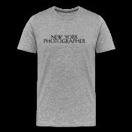 T-Shirts ~ Men's Premium T-Shirt ~ NY Photographer