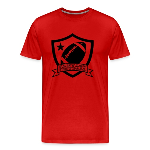 Fantasy Football T-shirt  - Men's Premium T-Shirt