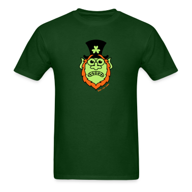 St Paddy's Day Stressed Leprechaun  T-Shirts