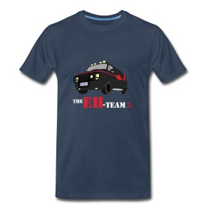 The Eh Team Men's Navy T-Shirt - Men's Premium T-Shirt