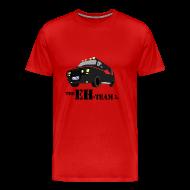 T-Shirts ~ Men's Premium T-Shirt ~ The Eh Team Men's Red T-Shirt