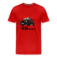 T-Shirts ~ Men's Premium T-Shirt ~ The Eh Team Men's Red T-Shirt