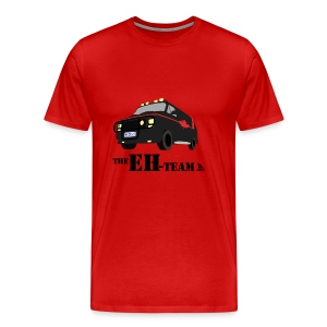 The Eh Team Men's Red T-Shirt - Men's Premium T-Shirt