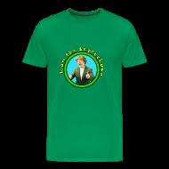 T-Shirts ~ Men's Premium T-Shirt ~ Liam the Leprechaun - Men's Tee