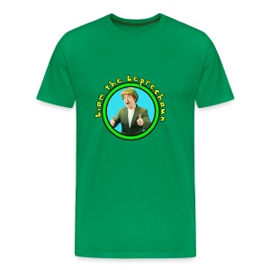 Liam the Leprechaun - Men's Tee - Men's Premium T-Shirt