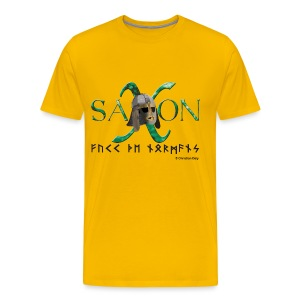 Saxon Color Men's T - Men's Premium T-Shirt