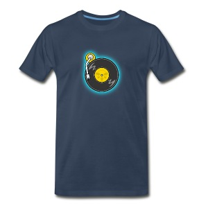 Baby Scratch Icon - Men's Premium T-Shirt
