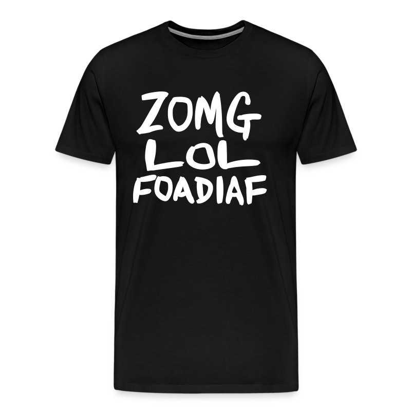 ZOMG 2.0 - Men's Premium T-Shirt