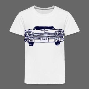313 Car Toddler T-Shirt - Toddler Premium T-Shirt