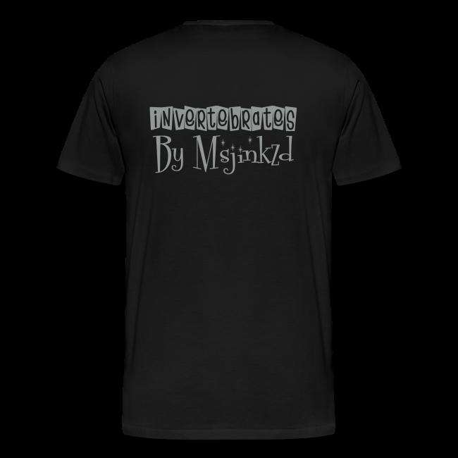 Msjinkzd: Men's Flock Printed T