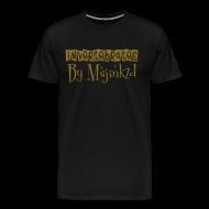 T-Shirts ~ Men's Premium T-Shirt ~ Msjinkzd Men's Flex Print T