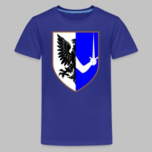 Connacht Province - Kids' Premium T-Shirt