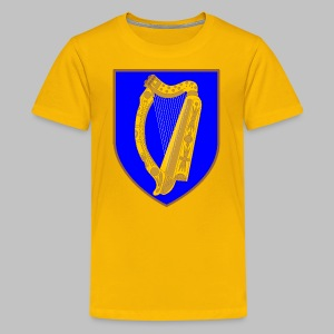 Ireland Coat Of Arms - Kids' Premium T-Shirt