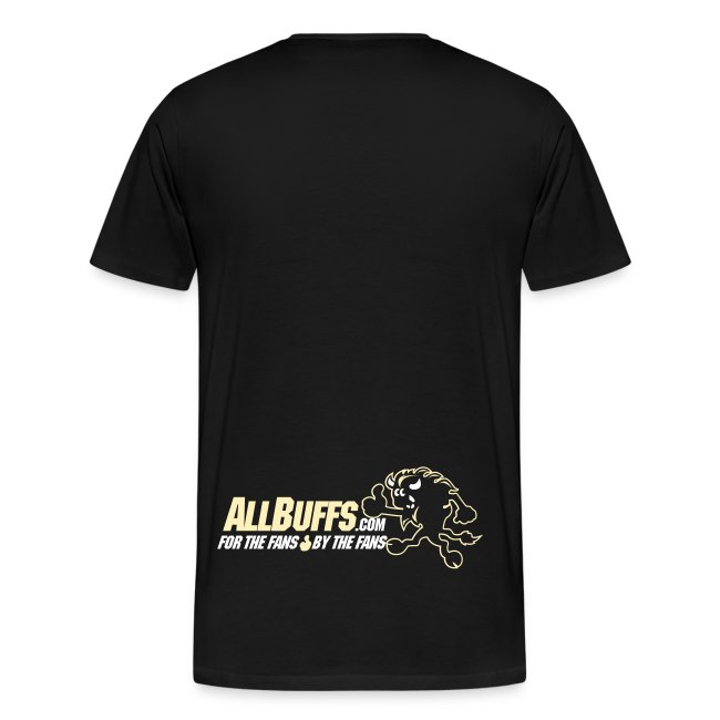 Allbuffs Got Stoudt? w/ Allbufs Logo on lower back