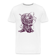 T-Shirts ~ Men's Premium T-Shirt ~ Monster