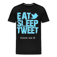T-Shirts ~ Men's Premium T-Shirt ~ follow me @.......