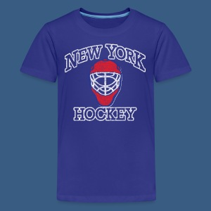 New York Hockey - Kids' Premium T-Shirt