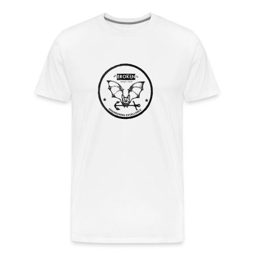 Broken Magazine T Shirt Seabat - Men's Premium T-Shirt