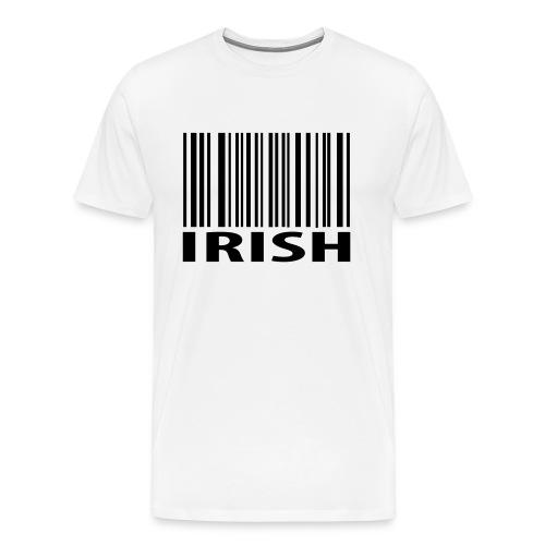 Irish T 002 - Men's Premium T-Shirt